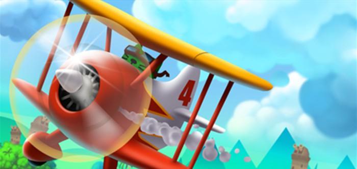 《长空飞鹰》跑酷与射击结合的全新挑战