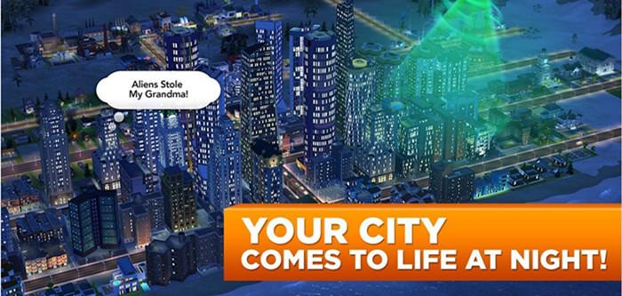 《模拟城市:建造》EA年度大作宣传片