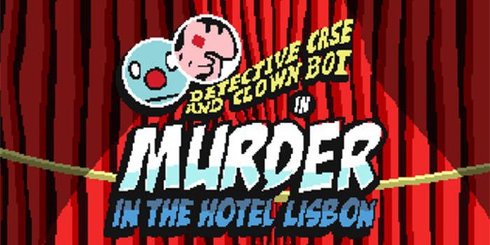 《里斯本旅店谋杀案》浓浓像素风