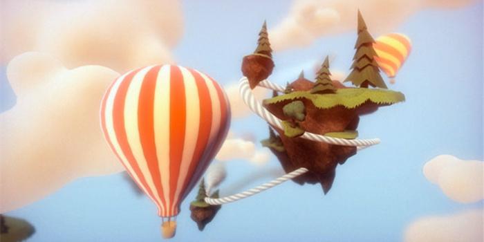 《云端漂移》唯美竞速更新游戏