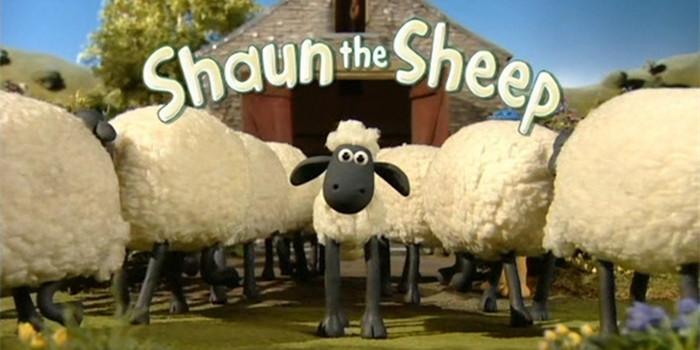 《小羊肖恩:羊羊大逃亡》像我这么萌的羊在电影里可是主角哟