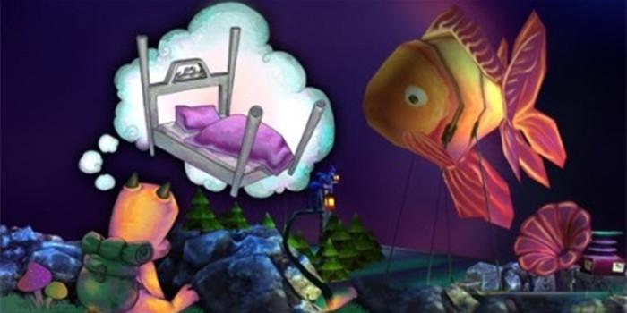 梦游患者的奇幻旅程《文森特之梦》