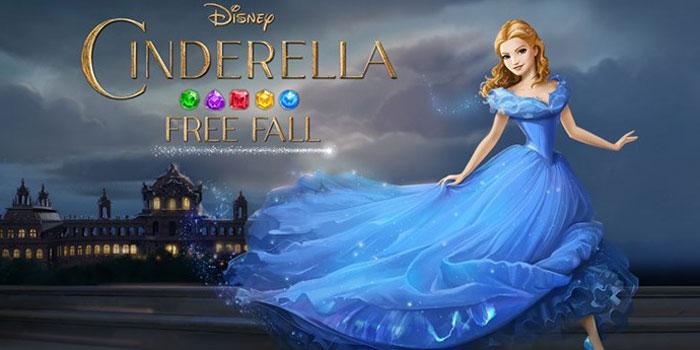 《灰姑娘:缤纷乐》带给您一场发生在魔法世界的神奇冒险