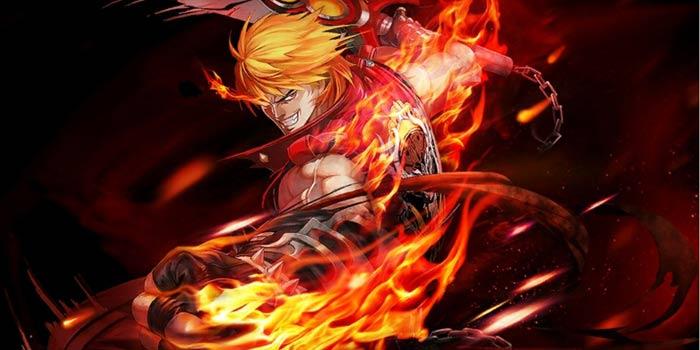 《魔剑之刃》新手试玩 手游版疾风之刃 燃尽一切