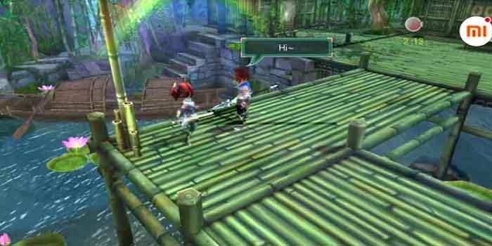 《不良人》3D成人武侠RPG新游