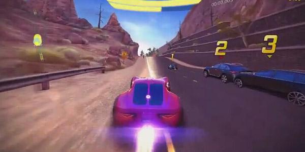 《狂野飙车8》八车竞速玩漂移拿第一