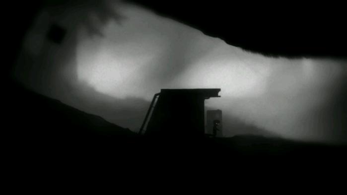 《地狱边境》这关,重力箱子有点尴尬,弄了好久才出来